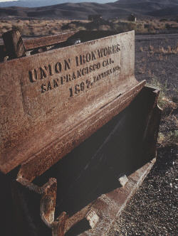 mining equipment nameplate